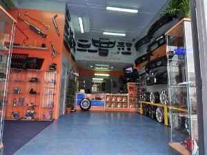 Tuning AM Shop