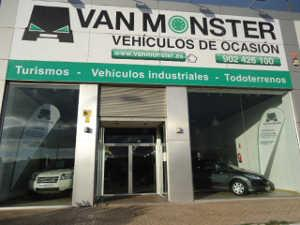 Van Monster Valencia