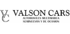 Valson Cars Logo