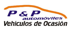 P&P AUTOMÓVILES Logo