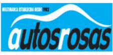 AUTOS ROSAS Logo