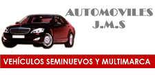 Automóviles J.M.S. Logo