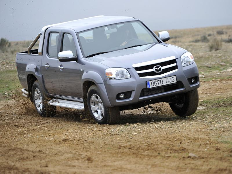 Luxury Cars Mazda Bt 50 4x4