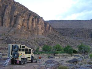 A MARRUECOS EN CAMION 6X6 102990