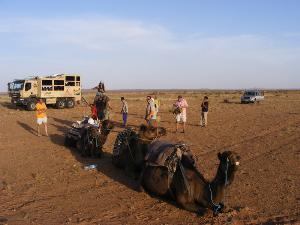 A MARRUECOS EN CAMION 6X6 103022