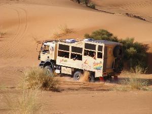 A MARRUECOS EN CAMION 6X6 103054