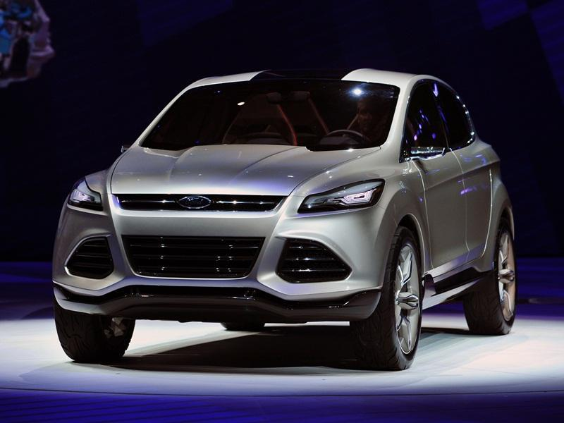 Ford Vertrek concept, posible sustituto del kuga? 251556