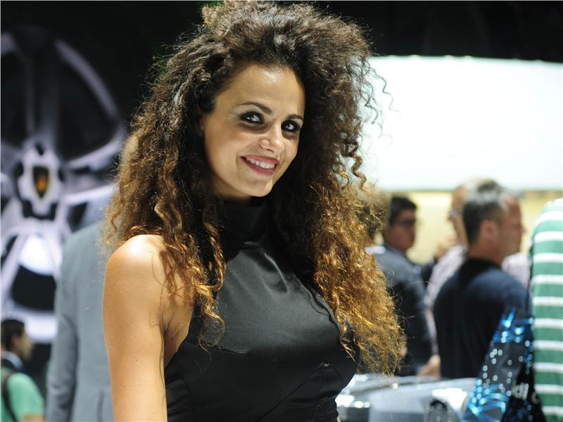 1cbda1164 Las chicas del Salón del Automóvil de Frankfurt 2011 — Foro Debates ...