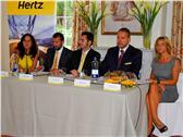 Hertz ofrece la oportunidad de alquilar un superdeportivo