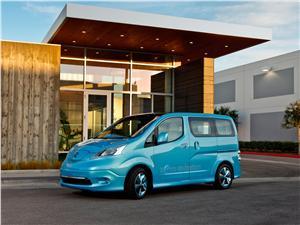 Nissan eNV200 Concept