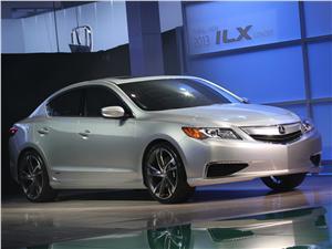 Honda Accord Coupé Concept