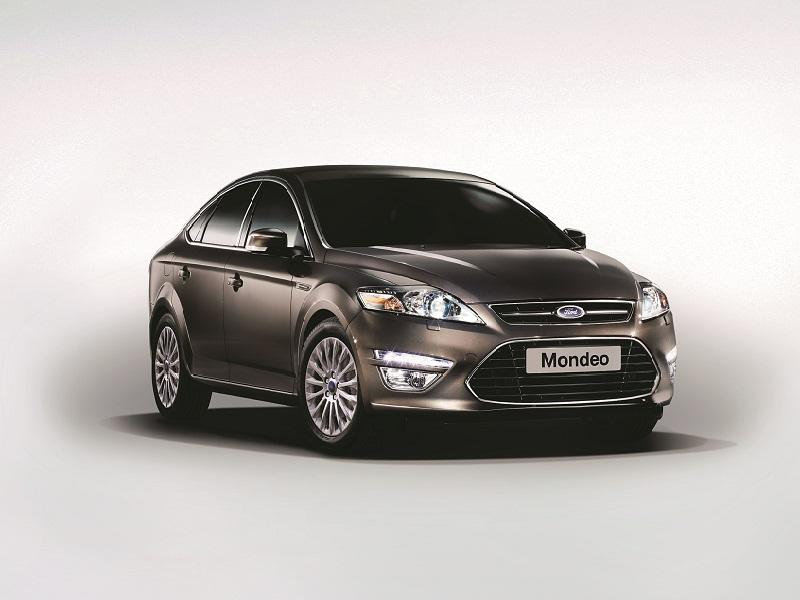 Ford Mondeo limited edition, hasta abril del 2012 370436