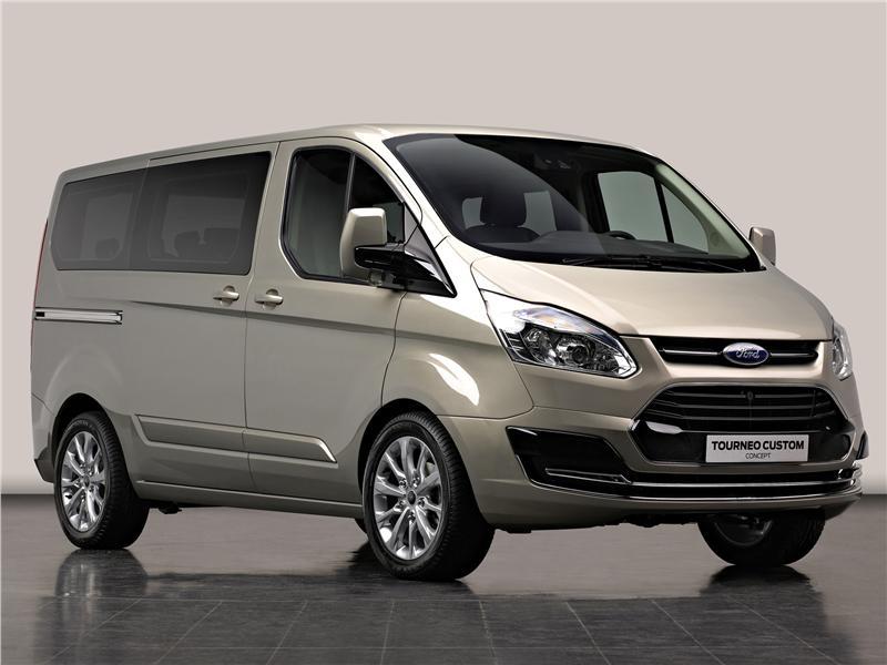 Ford Tourneo Custom Concept, destino ginebra, y presentación en ginebra 2012 377148
