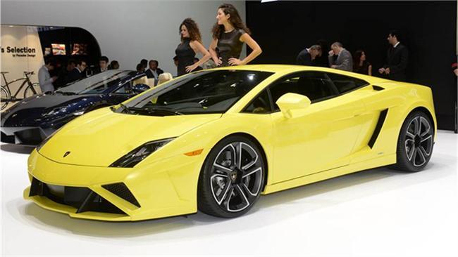 Lamborghini Gallardo LP 560-4 y 570-4 Edizione Tecnica