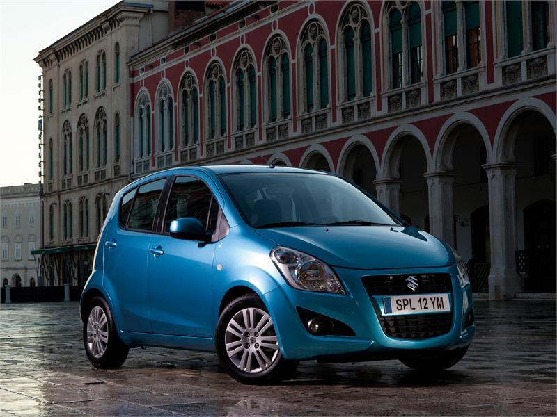 El Suzuki Splash renueva su imagen — Foro Debates de Coches - coches.net