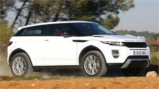 Range Rover Evoque Si4 Coupé