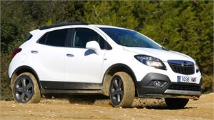 Opel Mokka 1.4 Turbo 4x4 Excellence