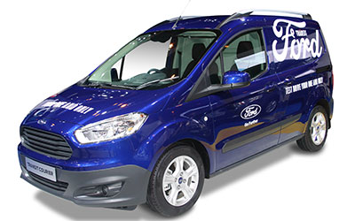 comparativa de ford transit courier kombi 1 0 ecoboost 100cv ambiente vs volkswagen caddy kombi. Black Bedroom Furniture Sets. Home Design Ideas