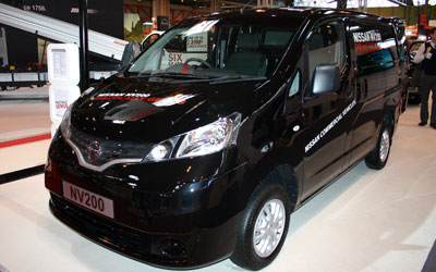 Foto principal del coche NISSAN NV200